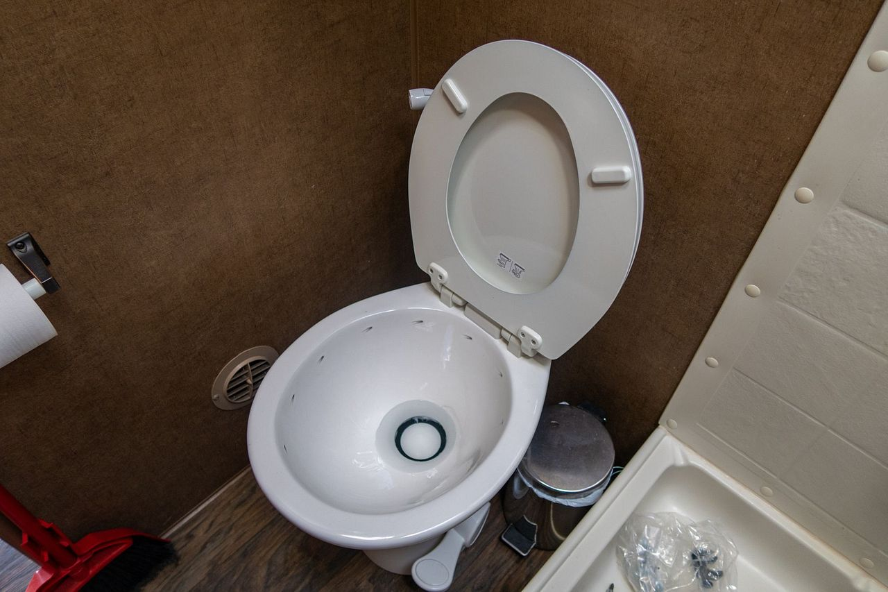 Dometic 310 Toilet Install & Review