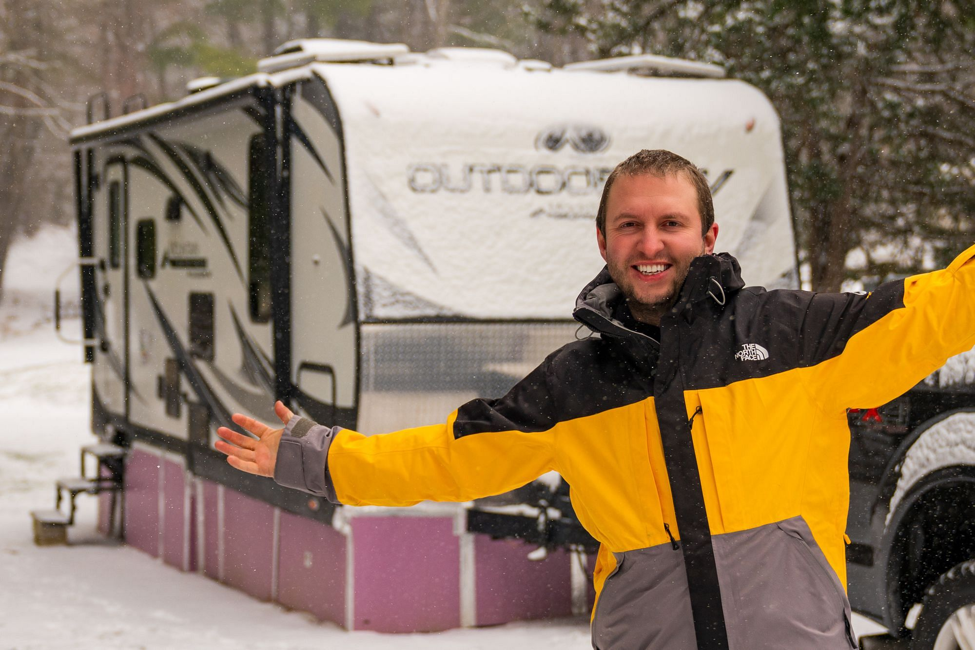 5 Tips for Winter RVing