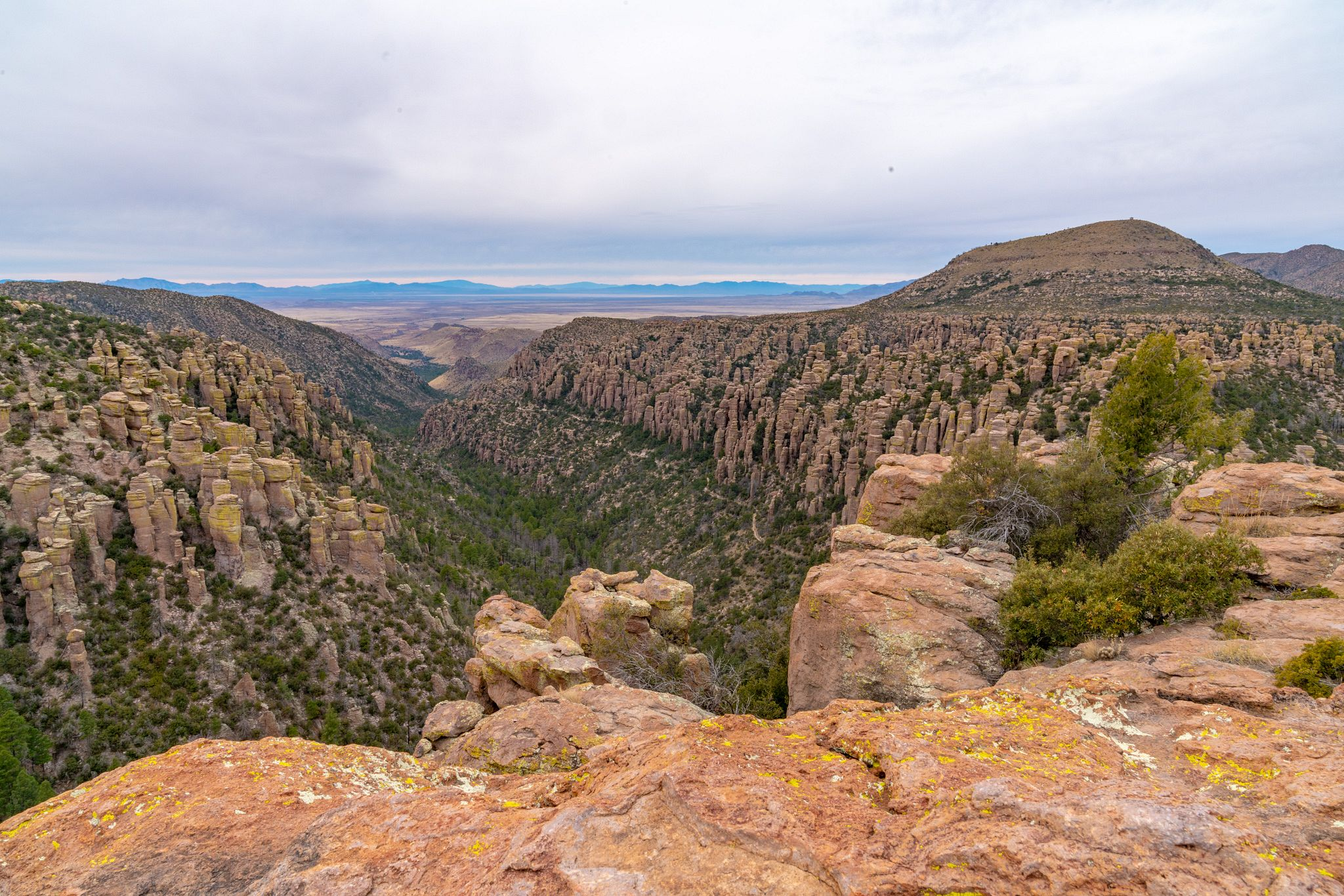 Inspiration Point, Chiricahua National Monument